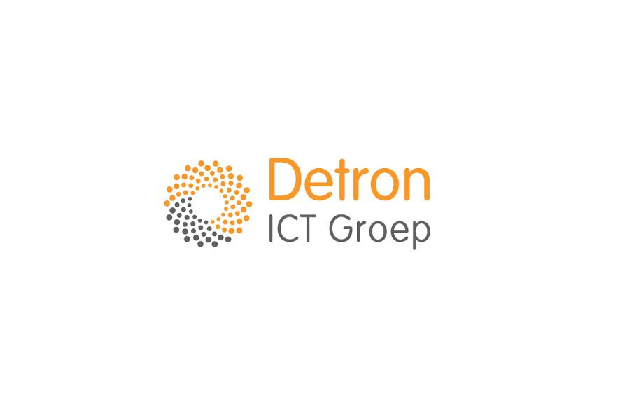 Detron logo